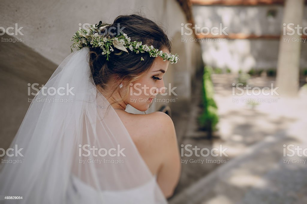 wedding bride HD stock photo