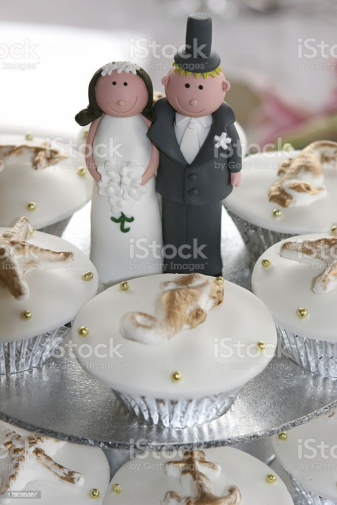 Wedding Cake royalty-free stock photo