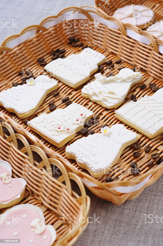 Wedding cakes royalty-free stock photo