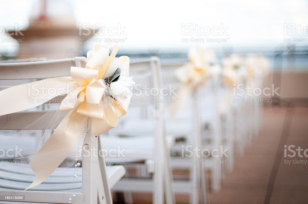 Wedding Ceremony royalty-free stock photo