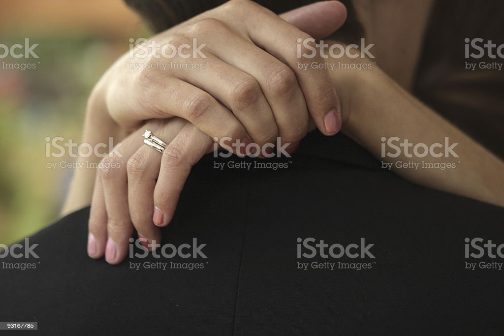 Wedding Dance. royalty-free stock photo