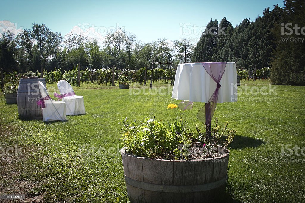 Dzień ślubu zbiór zdjęć royalty-free