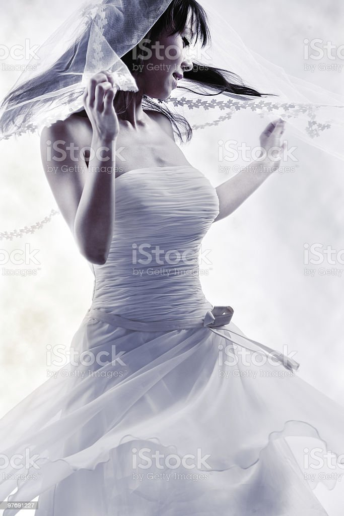 Wedding day stock photo