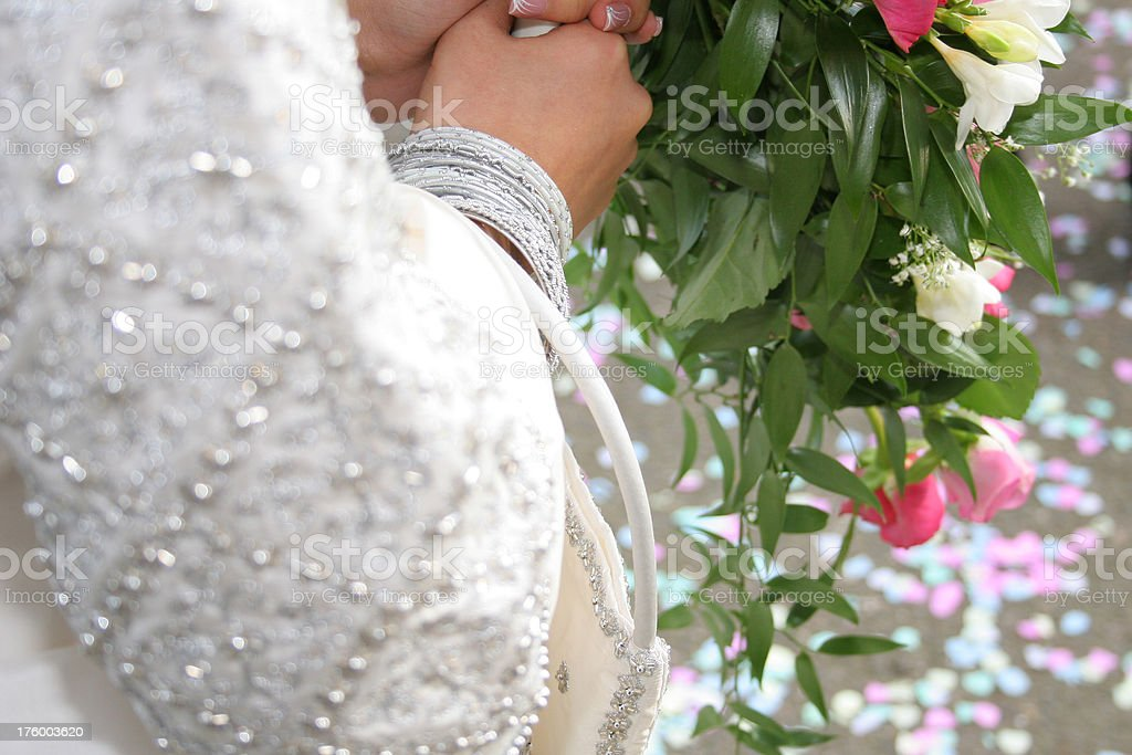 Wedding Details royalty-free stock photo
