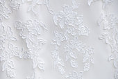 Wedding Dress Lace Detail