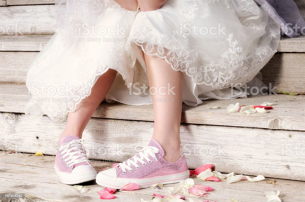 Wedding Fashion 2009 stock photo