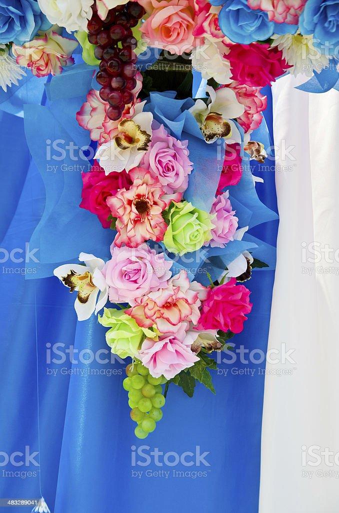 Wedding flower royalty-free stock photo
