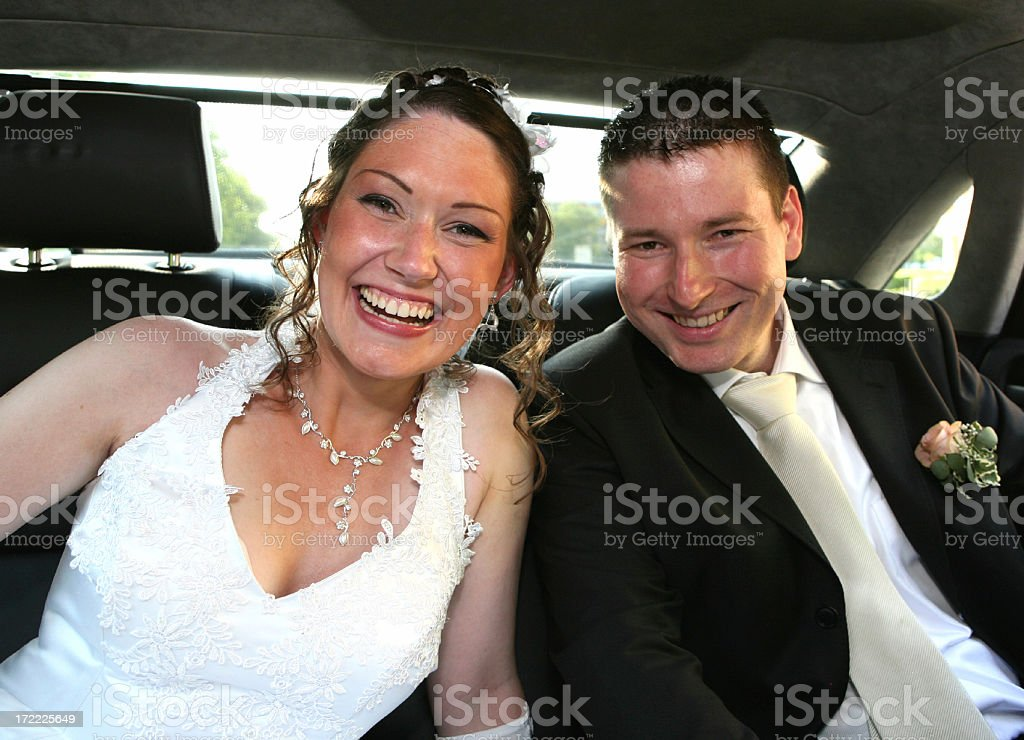 wedding happiness royalty-free stock photo