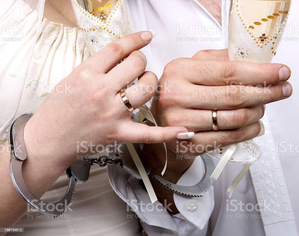 Wedding. royalty-free stock photo