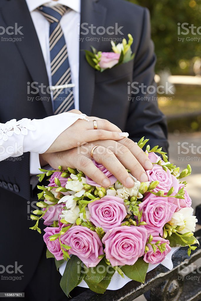 Wedding royalty-free stock photo
