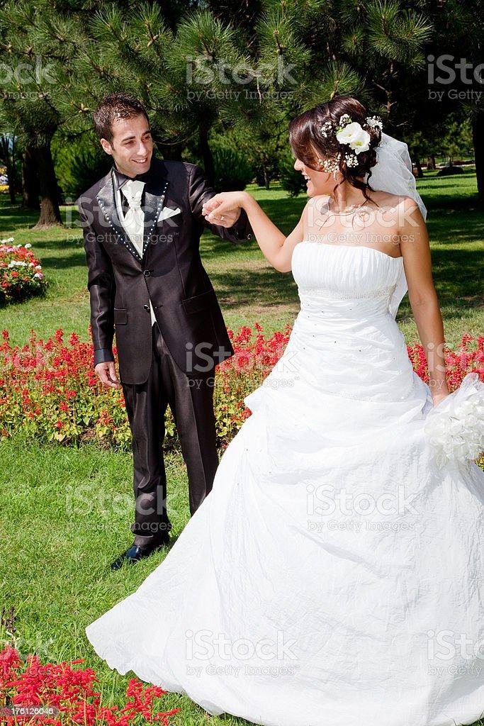 Wedding royalty-free stock photo