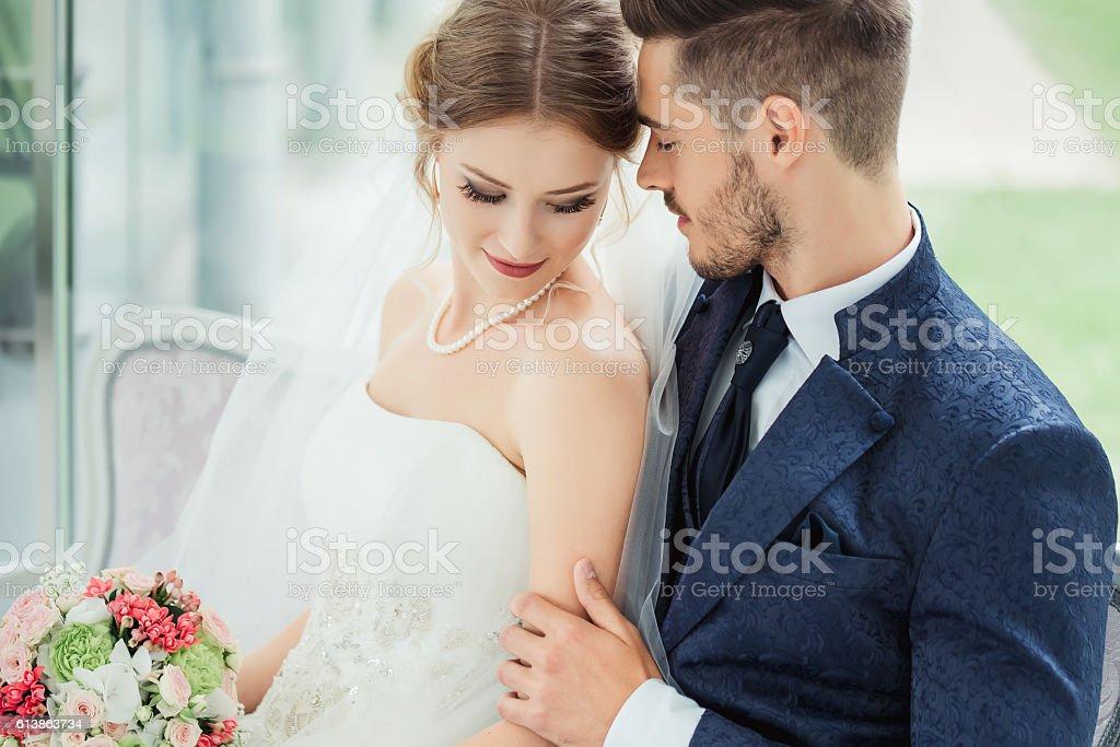 Wedding stock photo