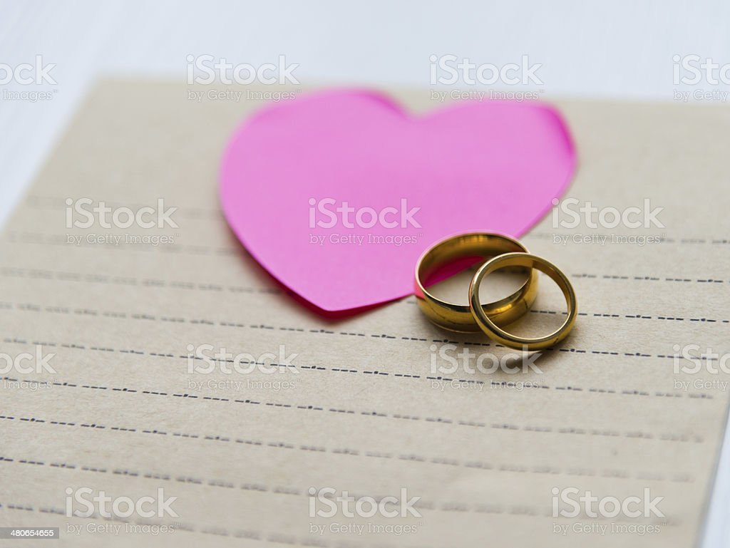 wedding planning royalty-free stock photo