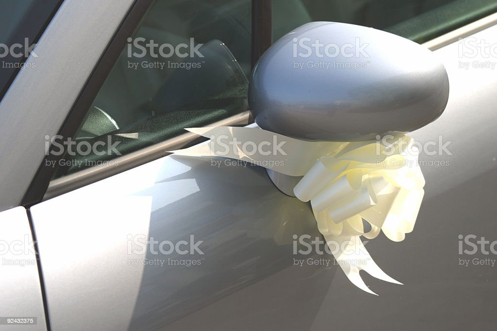 Wedding Ribbons royalty-free stock photo