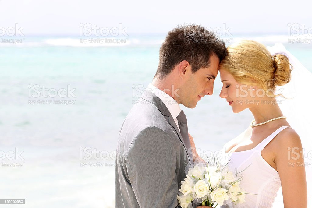 Wedding romance royalty-free stock photo