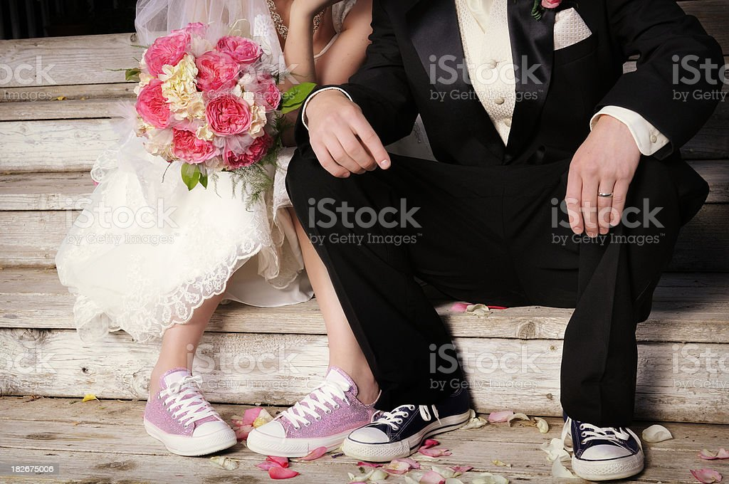 Wedding Styles For 2010 stock photo