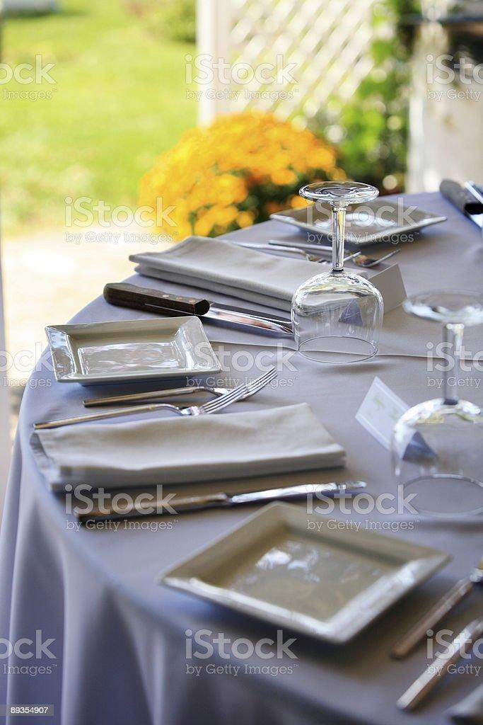 hochzeit tisch speisen feier crystal blumen stockfoto 89354907, Esszimmer dekoo