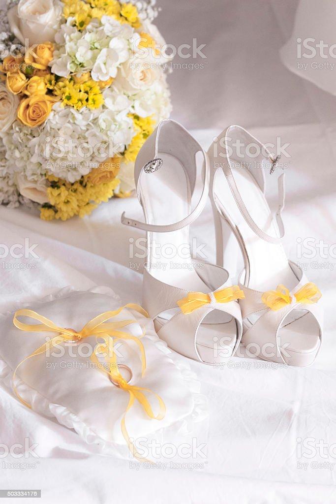Wedding time stock photo