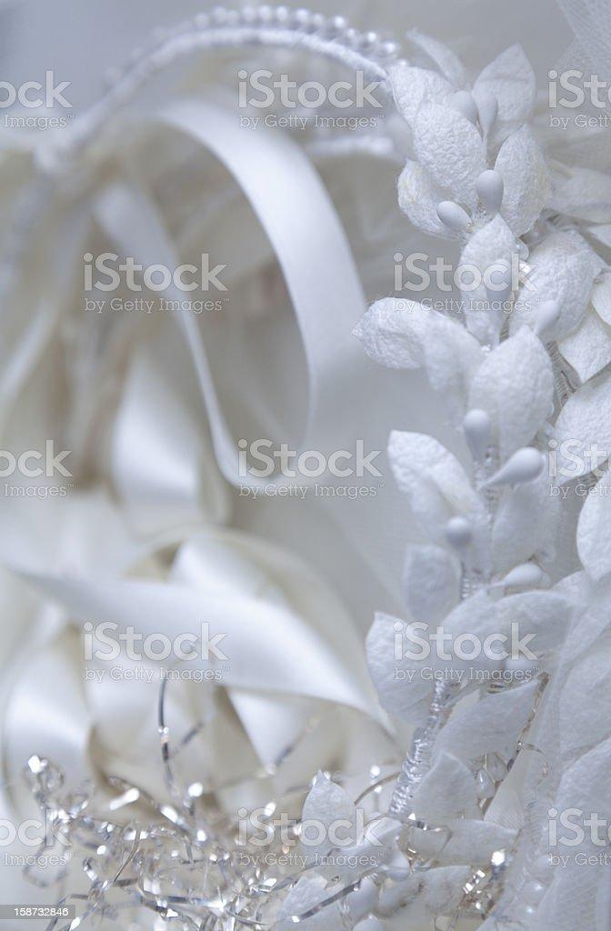 Wedding wreaths royalty-free stock photo