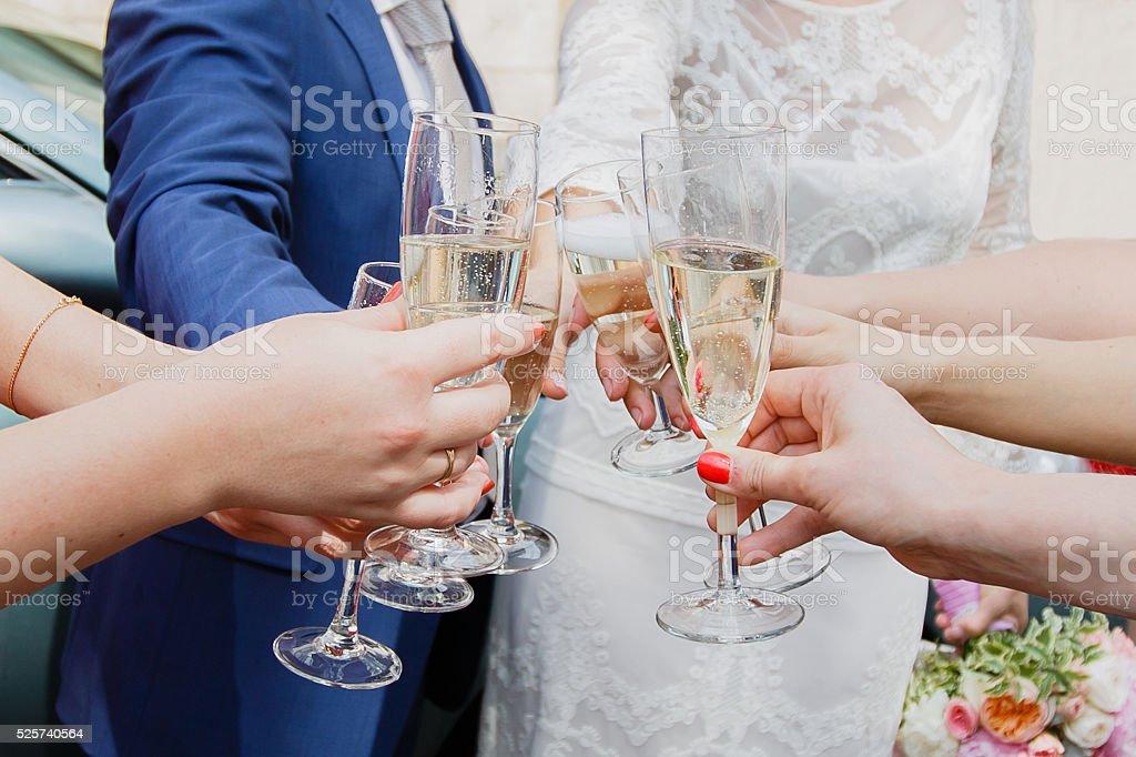 Weddings stock photo