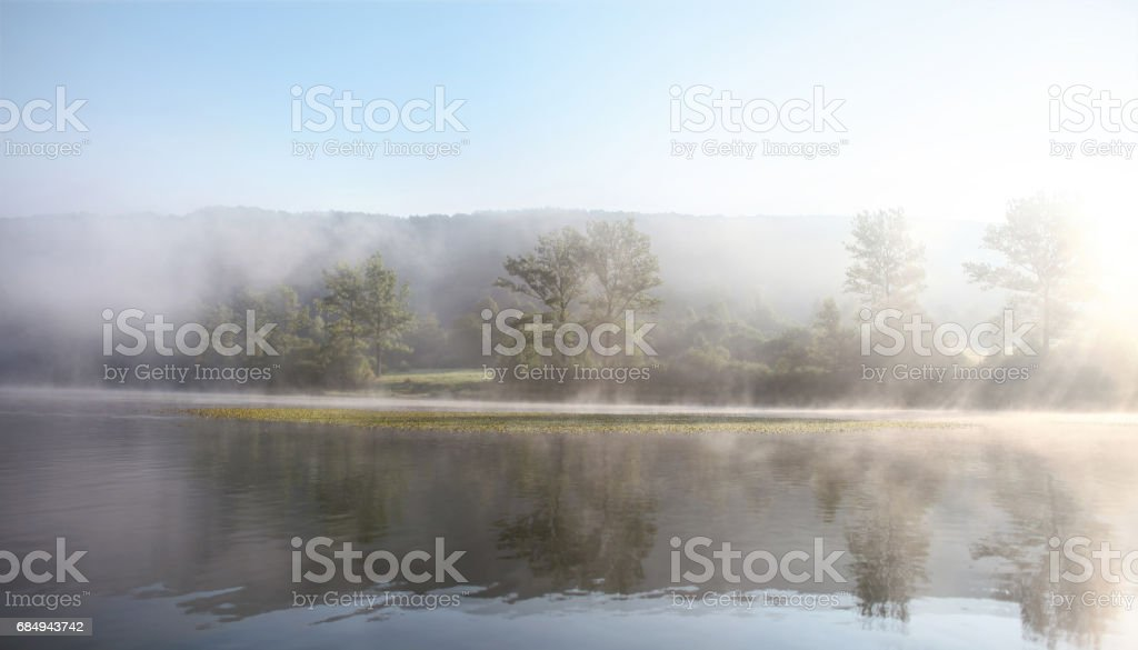 Myczkowce stock photo