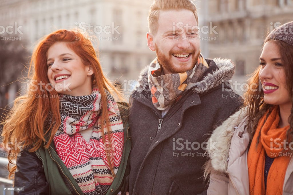 Weekend chill out stock photo