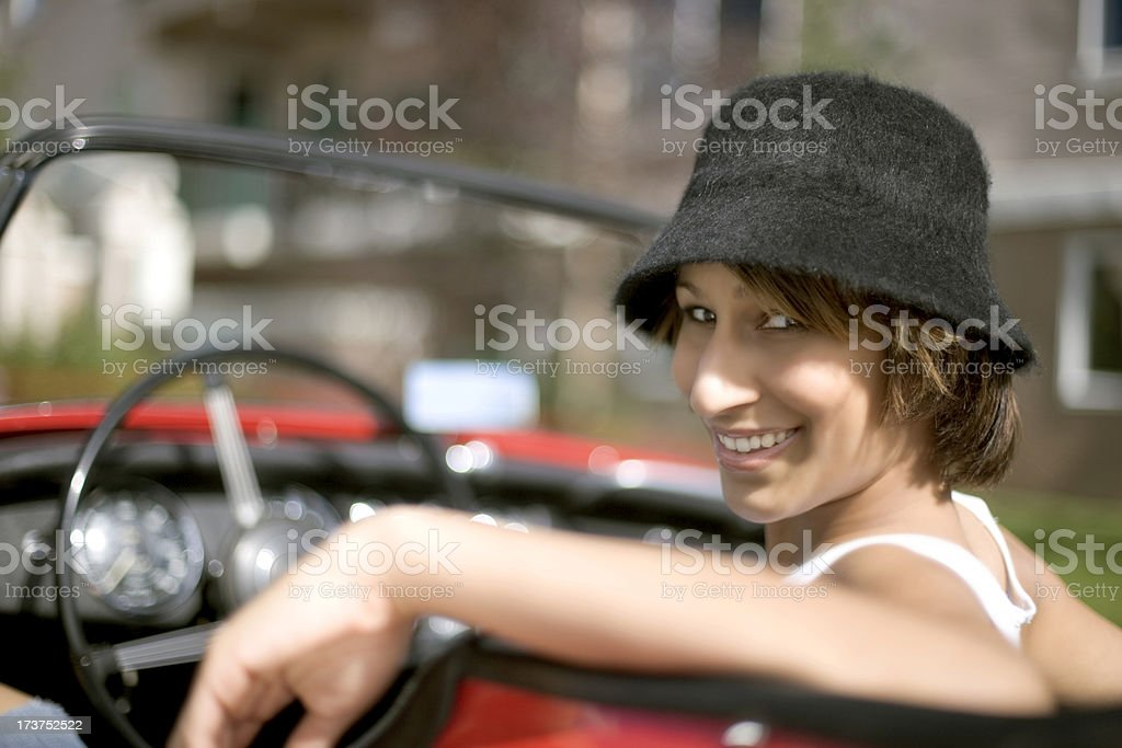 Weekend Drive royalty-free stock photo