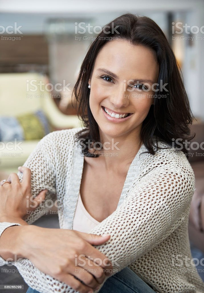 Weekend relaxation stock photo