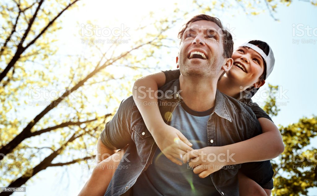 Weekends are for endless fun and games stock photo