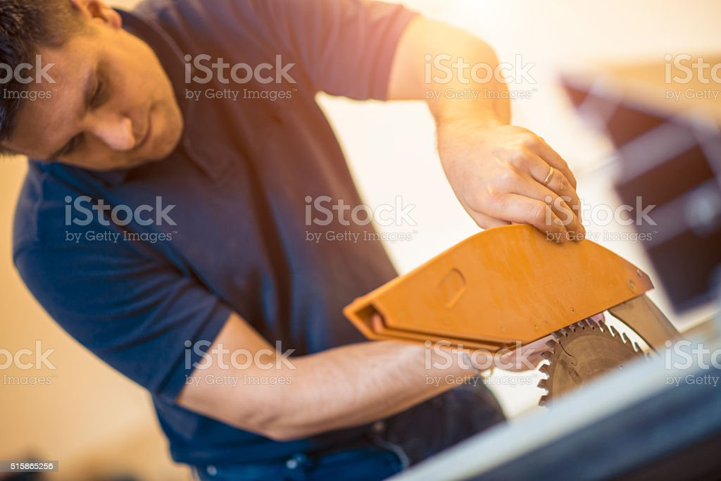 Weekly inspection stock photo