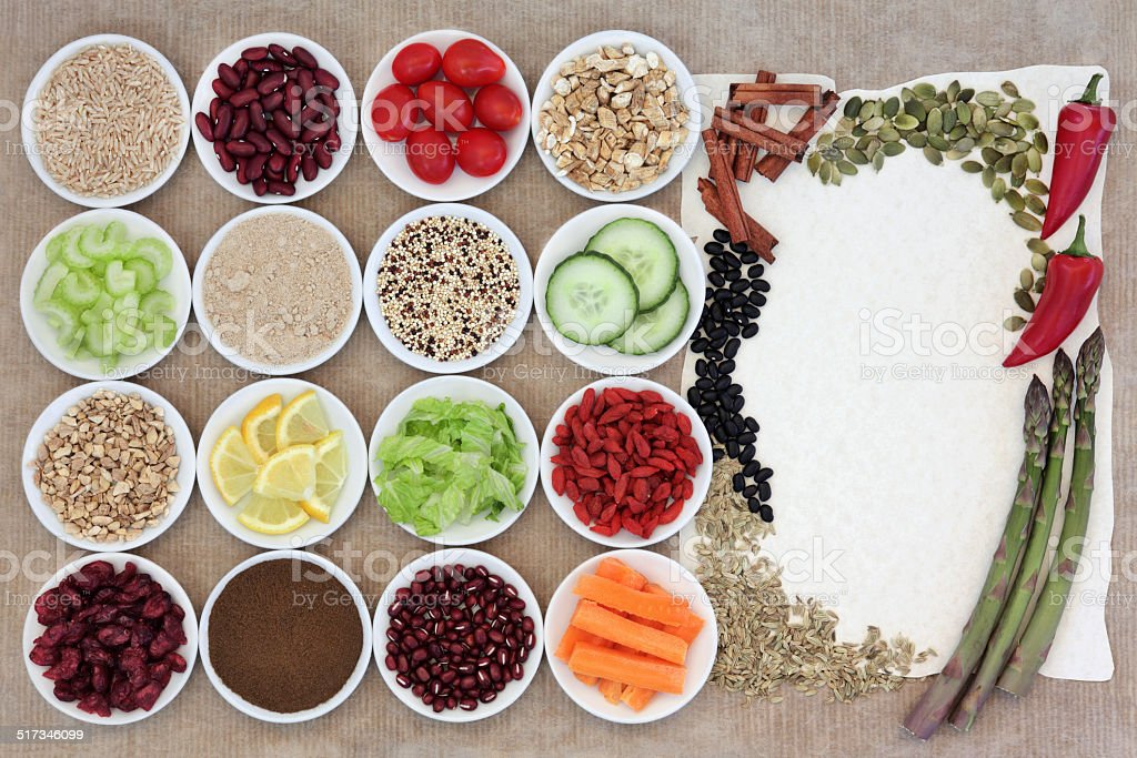 Weight Loss Food stock photo