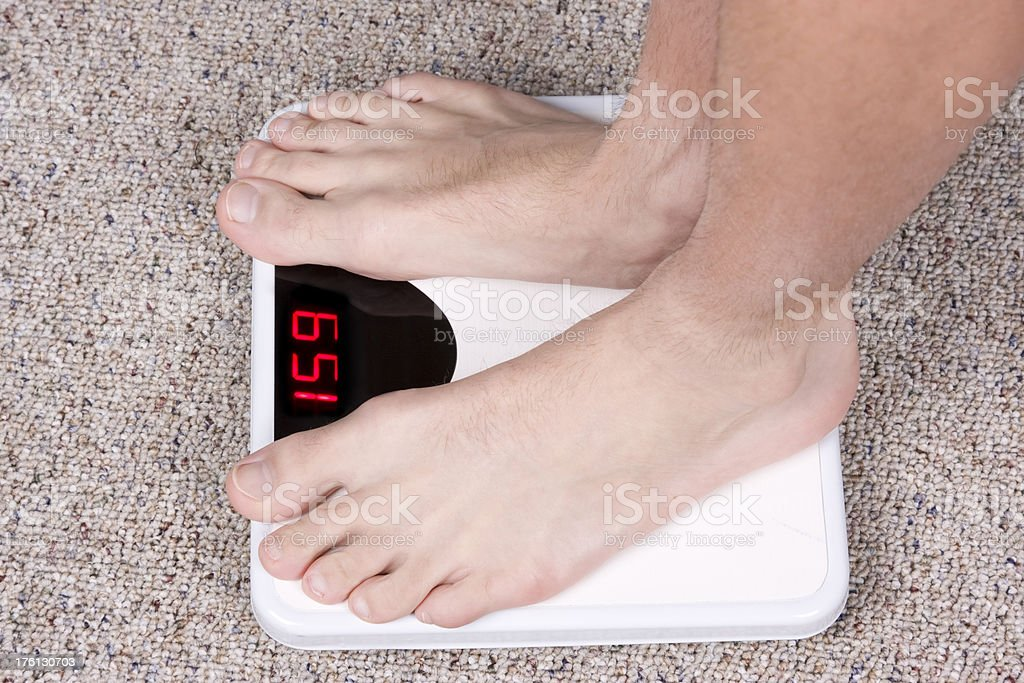 Weight Loss royalty-free stock photo