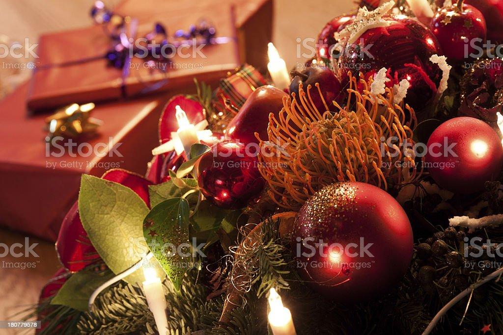 weihnachtszeit stock photo