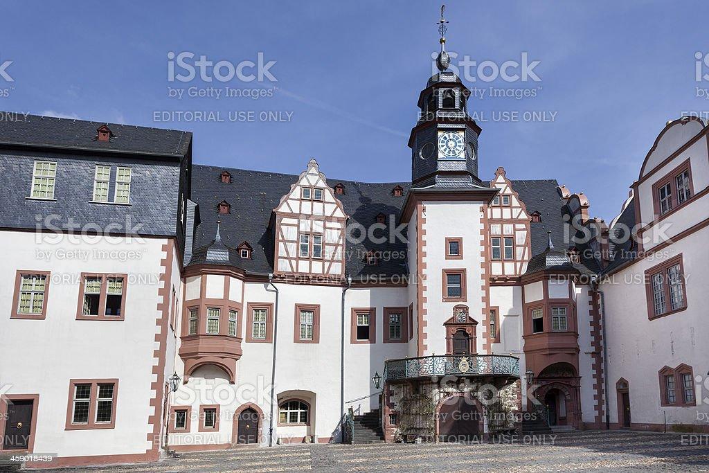 Weilburg, Germany royalty-free stock photo