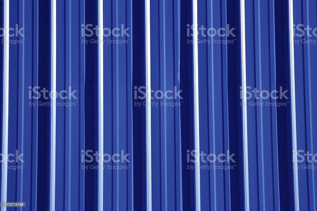 Weird Aluminum Siding royalty-free stock photo