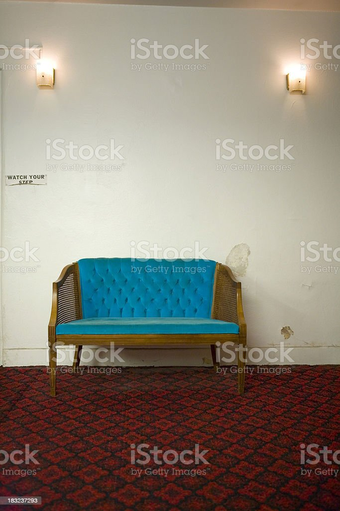 Weird Room royalty-free stock photo