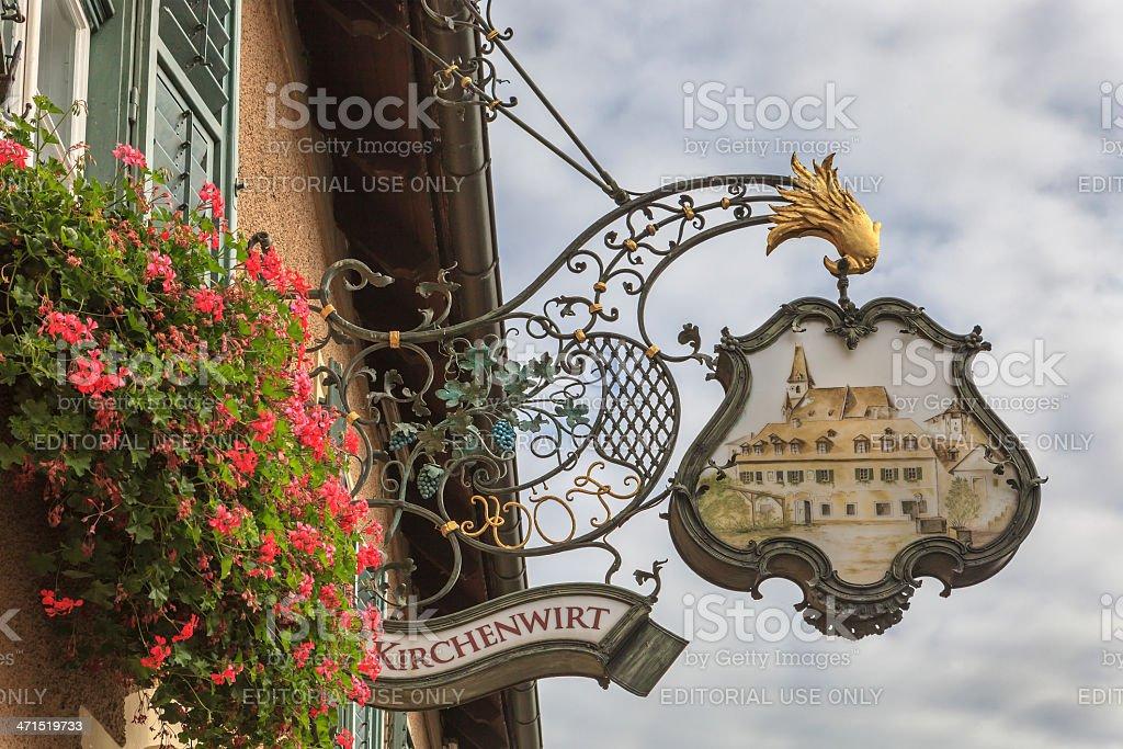 Weissenkirchen, Austria stock photo