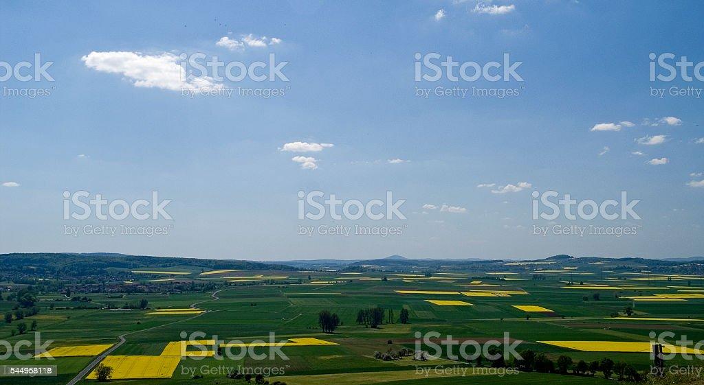 Weites Land stock photo