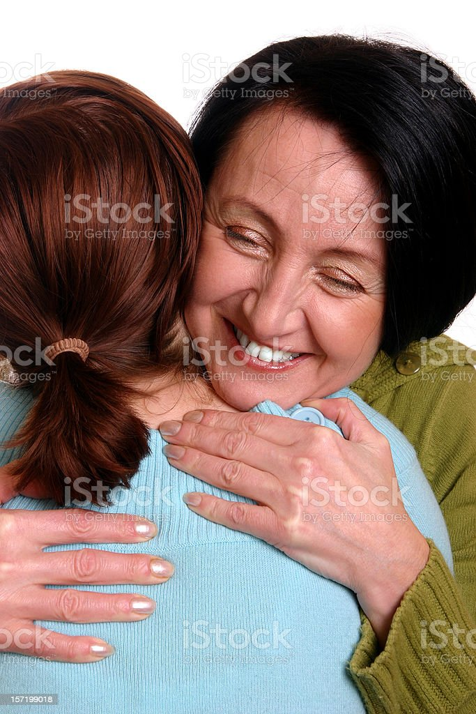 Welcome back! stock photo