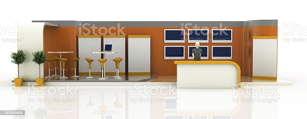 Welcome Business stock photo