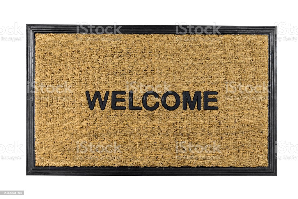No Soliciting Door Mat Background Pictures, Images And Stock Photos