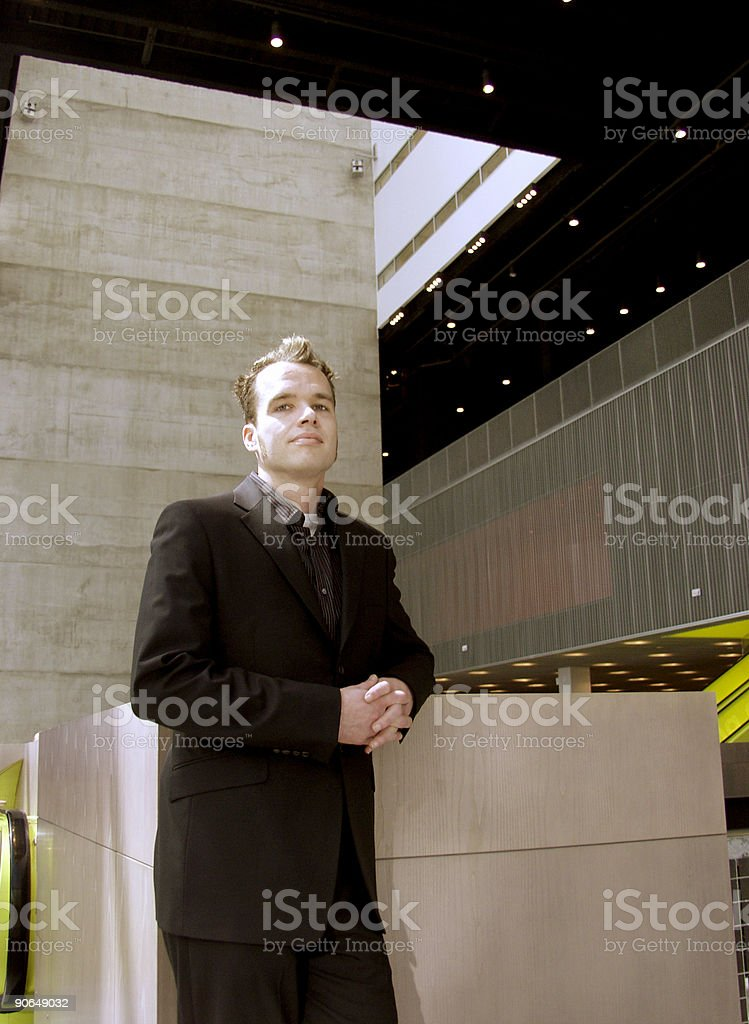 Welcome to my Atrium! royalty-free stock photo