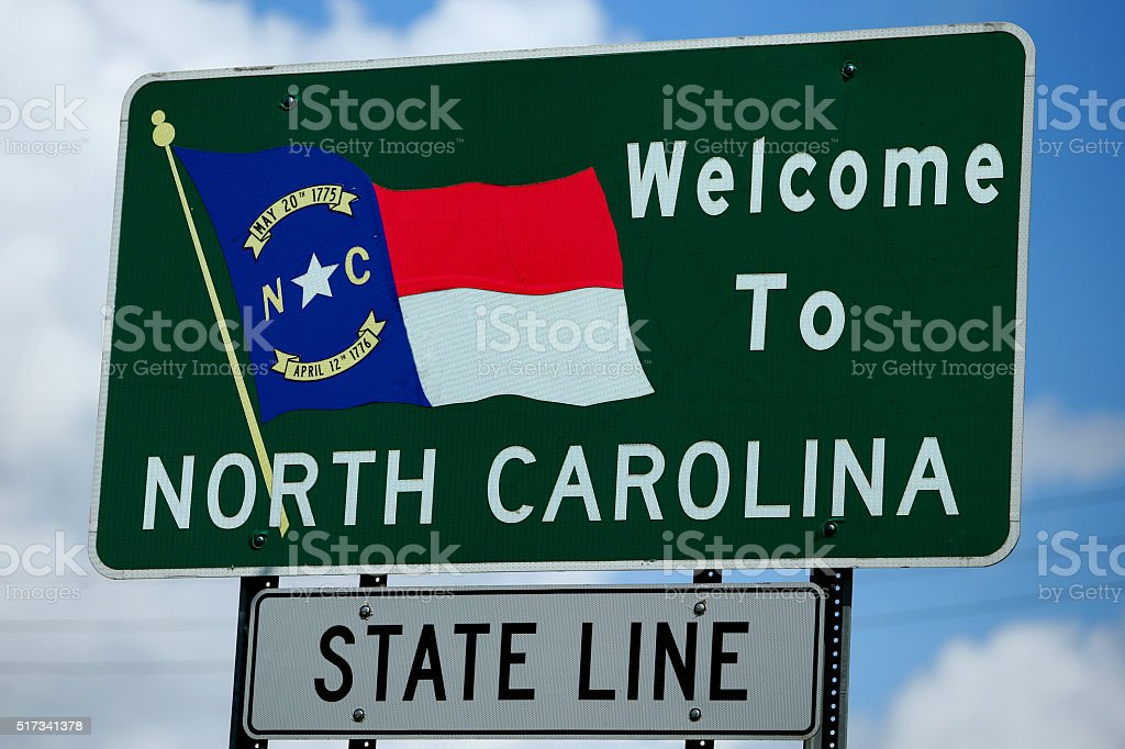 Image result for welcome to north carolina sign
