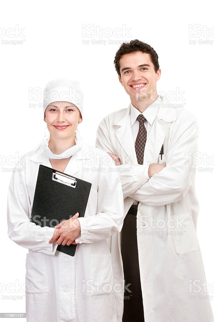 Welcome to our clinic!!! royalty-free stock photo