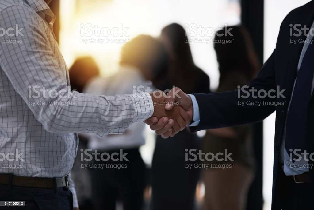 Welcome to our team stock photo