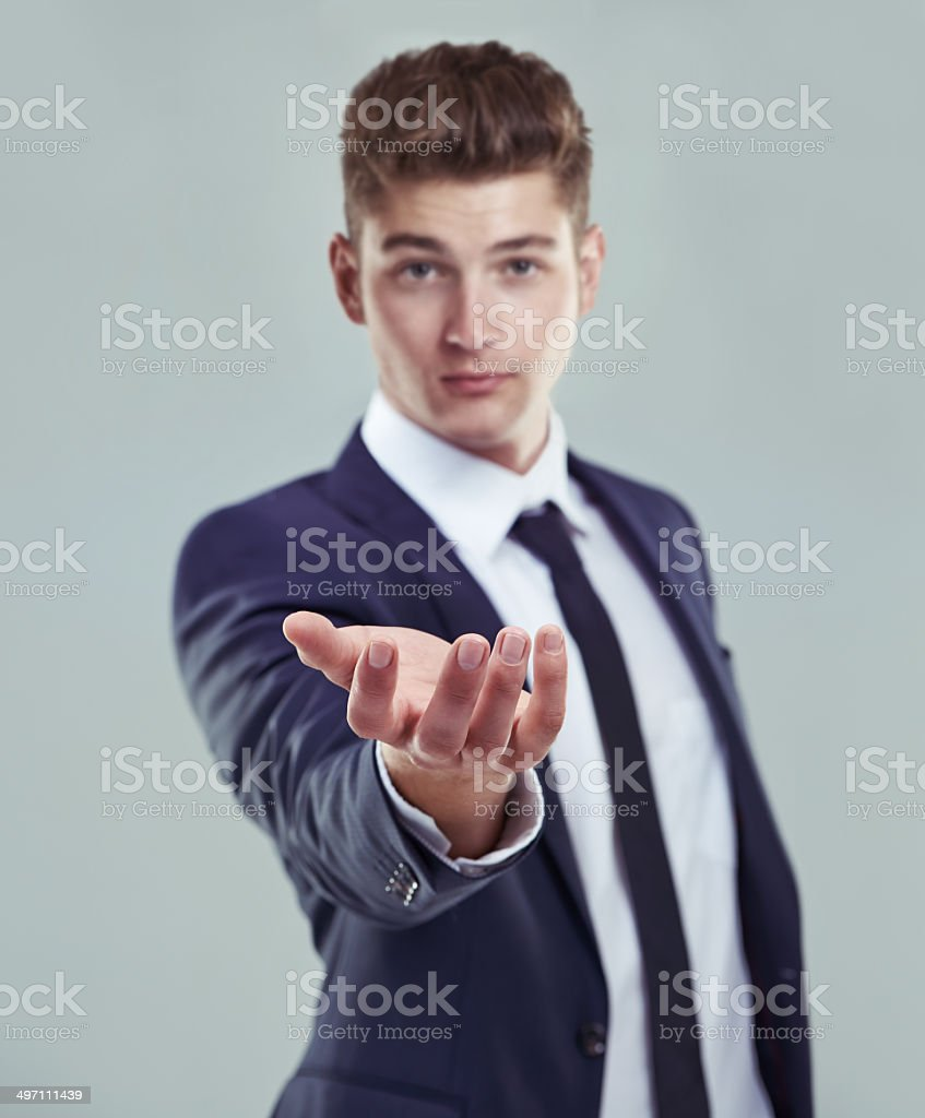 Welcome to the digital age stock photo