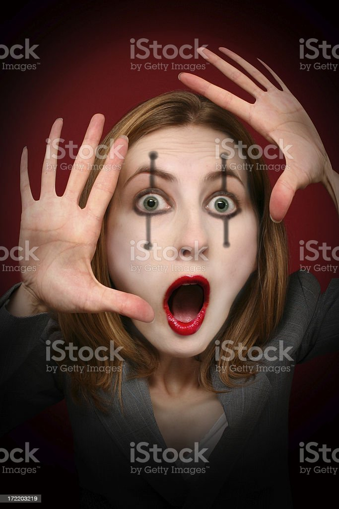 Welcome To The Funhouse... royalty-free stock photo
