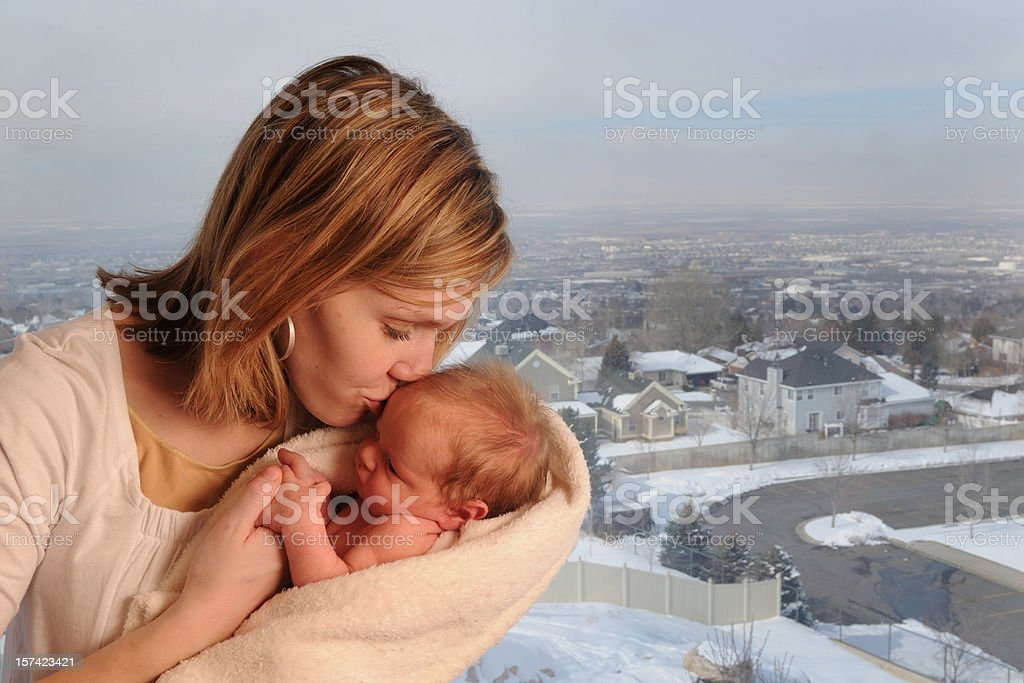 Welcome to the world royalty-free stock photo