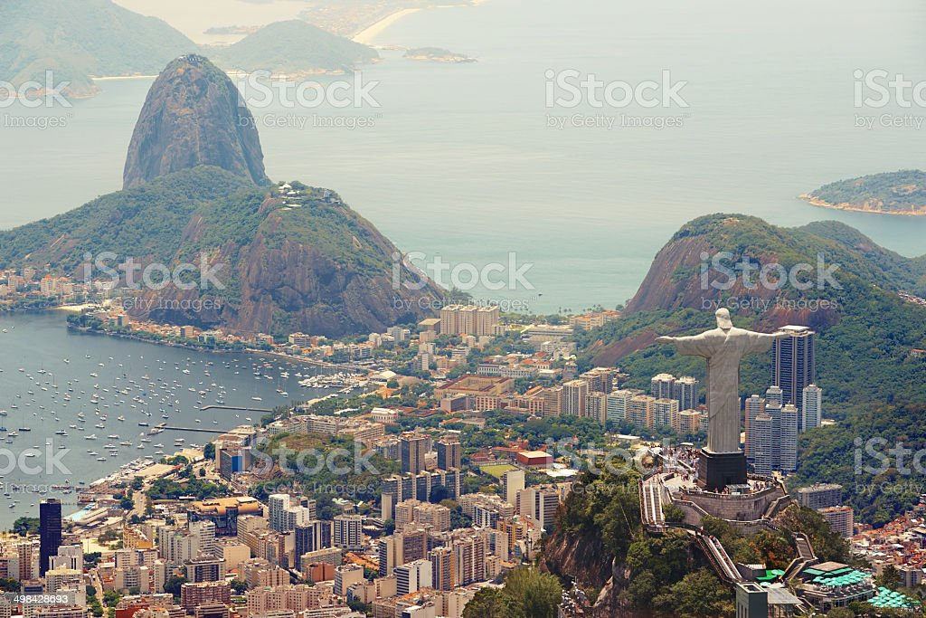 Welcoming all to the sunny city royalty-free stock photo