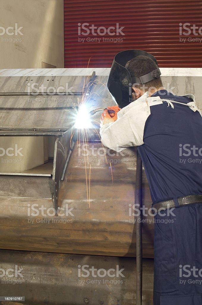 welders work